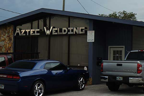 Contact Aztec Welding Largo, FL